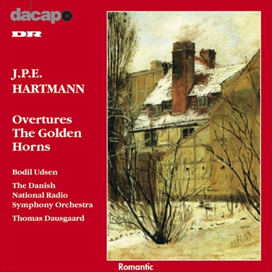 Hartmann: Overtures