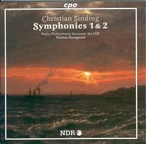 Sinding: Symphonies Nos. 1 & 2