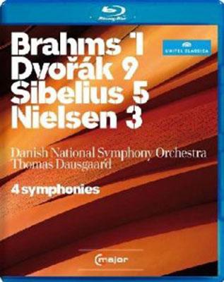 4 Symphonies (Blu-Ray/DVD)