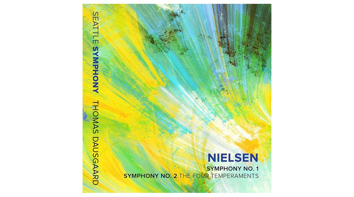 Thomas Dausgaard and Seattle Symphony's Nielsen: Symphonies Nos. 1 & 2 Named Gramophone Recording of the Month
